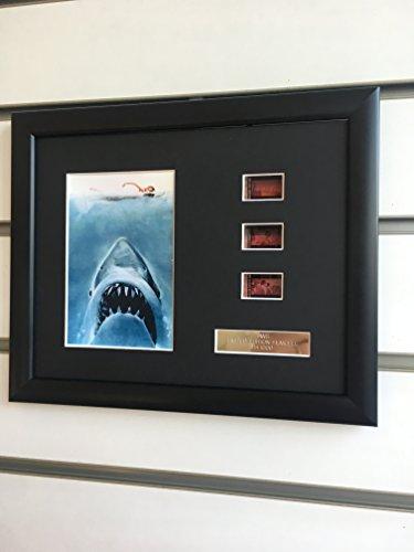 Backen Richard Dreyfuss Roy Schneider Vintage Film Cell, gerahmt Film Memorabilia 3C