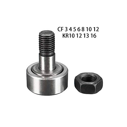 CF KR Nockenfolger Nadellager Roller CF3 CF4 CF5 CF6 CF8 CF10 CF12-KR13 KR16 KR19 KR22 Rad- und Stiftlager