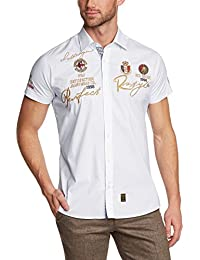 Redbridge Herren Regular Fit Freizeithemd R41604A