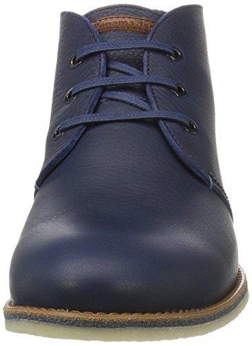 Panama Jack Giovani, Derby Homme Bleu (Navy)
