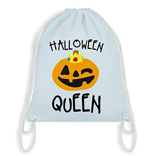 Halloween - Halloween Queen Kostüm - Unisize - Pastell Blau - WM110 - Turnbeutel & Gym Bag