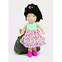 Andreu Toys Toys177301 Heather Waldorf Doll-35 cm, Multicolor, 35 cm preiswert