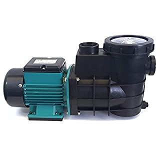 All Pond Solutions EURO-HZS-370 hzs370-Teichpumpe Externe für Aquaristik Durchsatz 10000L/h.