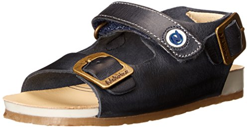 Sandales pour fille naturino fALCOTTO 1407 vIT.cERATO sPaZZ Bleu - Bleu marine