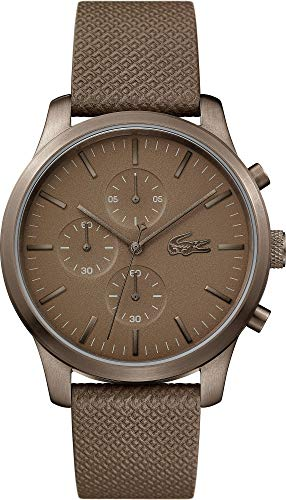 ograph Quarz Uhr mit Leder Armband 2010949 ()