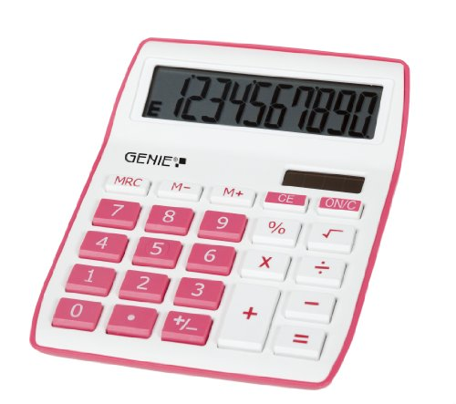 Genie 12264 Desktop Calculator -...