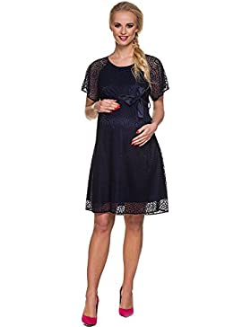 18a77fe74a3a Vestito premaman Valerie Abbigliamento Premaman MY TUMMY ®©™ Abiti eleganti  donne incinte