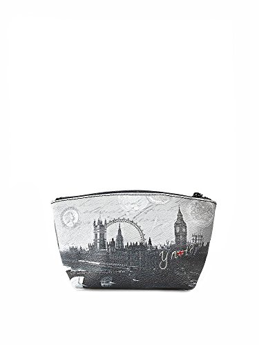 Y NOT? - Borsa donna astuccio pochette beauty small g-308 londra westminster