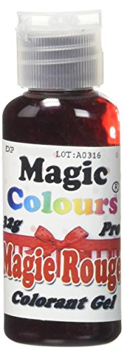 Magic Colorant Casher Gel Rouge 32 g
