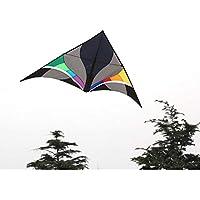 FZSWD Diversión al Aire Libre Deportes3MPowerNylon Power Kite del triángulocon Kite Kandle y Vuelo en línea