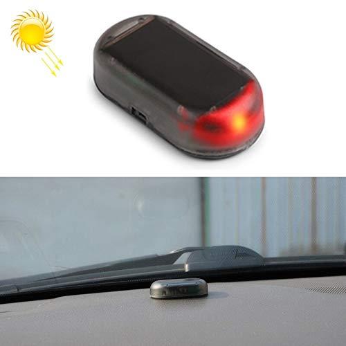 Hohe Qualität Lichter, lq-s10Auto Solar Power simulierten Dummy Alarm Warnung Diebstahlschutz LED Sicherheit Blinklicht Fake Lampe Cms4508rl