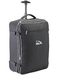 Cabin Max Berlin - Sac à roulettes certifié conforme léger et extensible - 55 x 40 x 20 cm