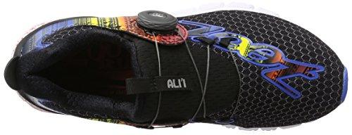 Zoot Ali'i 16, Chaussures de Running Compétition Mixte Adulte Noir (Flying Hawaiian)