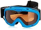 Alpina Kinder Skibrille Ruby S, Rahmenfarbe: Blue, Linsenfarbe: Slh S1, One size, 7050488