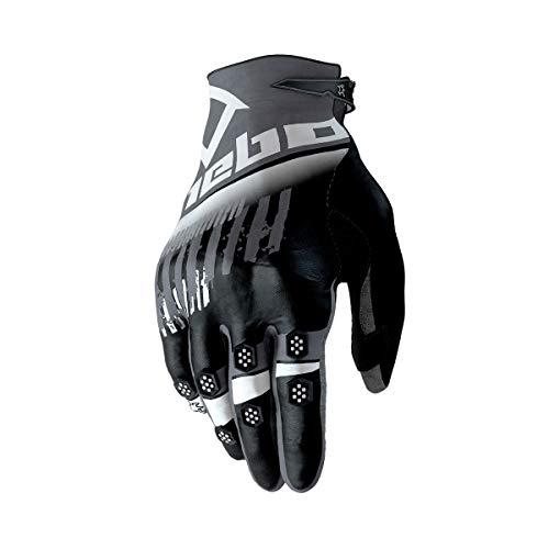 Hebo Stratos Handschuhe, Unisex, Grau, Large