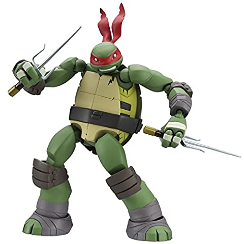 Revoltech Mutant Ninja Turtles Raphael About 12.5 cm ABS & PVC Painted Action FigureKaiyodo