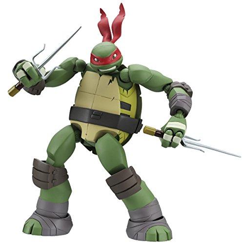 Revoltech Mutant Ninja turtles Raphael 125 mm ABS-&PVC PVC pre-painted action figures (Turtle Raphael Ninja)