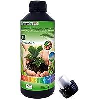 NortemBio Agro Reductor pH Orgánico 1 L. Ácidos Orgánicos Naturales. Producto CE.