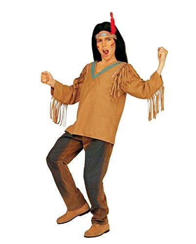 kostüm Apache, 140 (Junge Erwachsene Halloween Kostüme)