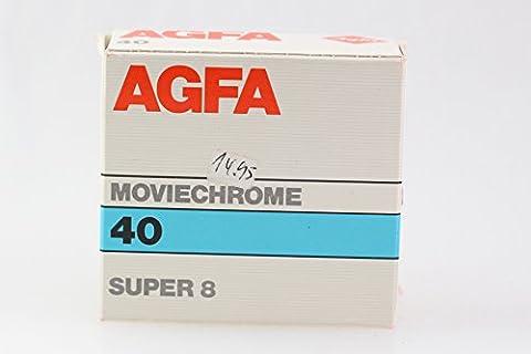 Ag Moviechrome 40 Super 8 Film 15,24m