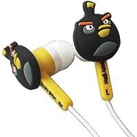 Angry Birds Bird Buds Gamer Set Black  [Edizione: Regno Unito] - Nintendo Ear Buds