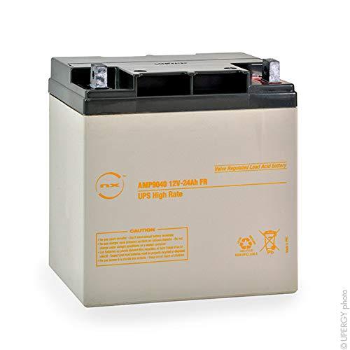 NX - Batteria UPS 12V 24Ah M6-M