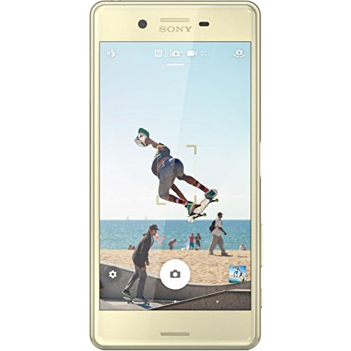 2020 Xperia X Performance Lime - Smartphone (3 GB RAM, 23 MP Kamera, Android), Grün.