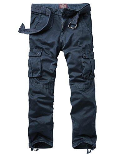 Match Herren Cargo hose#6531 6531 Blau