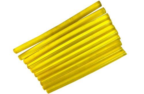 Preisvergleich Produktbild Haarverlängerung-Keratin-Klebesticks,  bernsteinfarben,  12 Stück