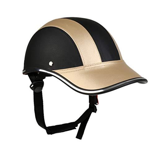 MTTKTTBD Verstellbar Leicht Fahrradhelm,Radhelm Mountainbike Helm mit Visier Trekking City Rennradhelm,Specialized Leder Fahrradhelm Erwachsene