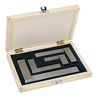 Engineers Square Set - 2, 3, 4 & 6 Inch Squares