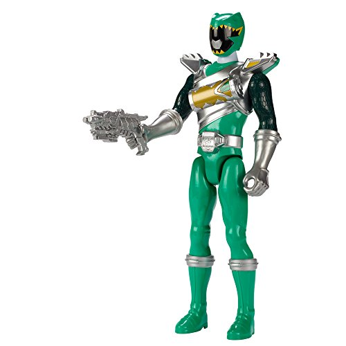 Power Rangers 30 cm Dino Supercharge Drive Mode Green Ranger Figure