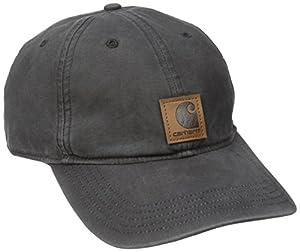 Carhartt Herren Baseball Cap, OFA, schwarz, 1