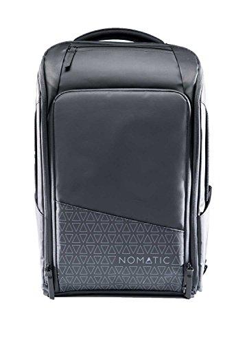 Nomatic rucksack dünne wasserdicht anti-diebstahl-20l-laptop-tasche rfid protected schwarz