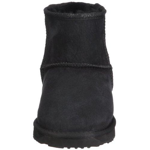 EMU Australia Stinger Mini, Bottes fourrées femme Noir (Black)