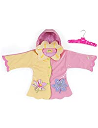 Kidorable Kids Lotus Raincoats (Small (80-86cm 2-3 years))