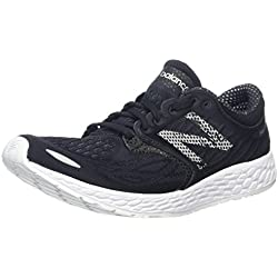 New Balance Fresh Foam Zante V3, Zapatillas de Running Mujer, Negro (Black/Silver),39 EU