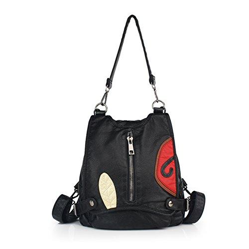 La versione coreana di zaino/Travel Bag signore/European fashion borsa-A A