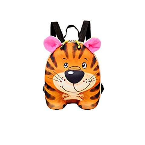 Kid Backpack,Baby Boys Girls Toddler Pre School Backpack Children Backpacks Bags-Leopard