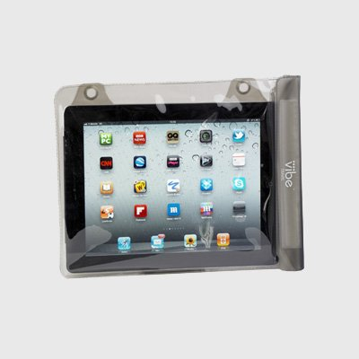 """Vibe-Borsa da viaggio, misura L, impermeabile, colore: nero per iPad, la maggior parte dei tablet da 10,1 """""""