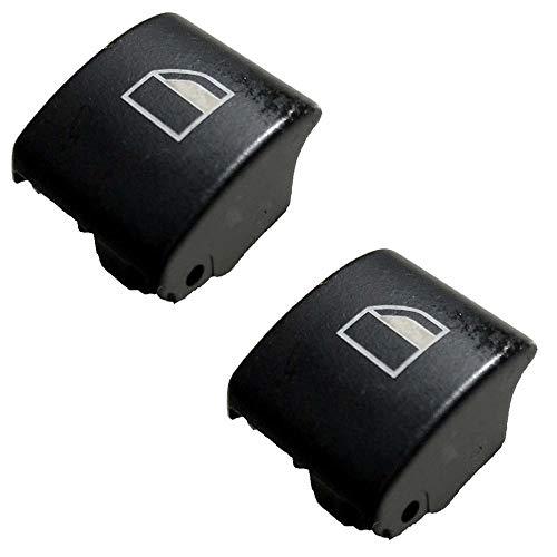 Twowinds - 2X Fensterheber Schalter Tasten Reparatur recht und Links E46 X3 X7