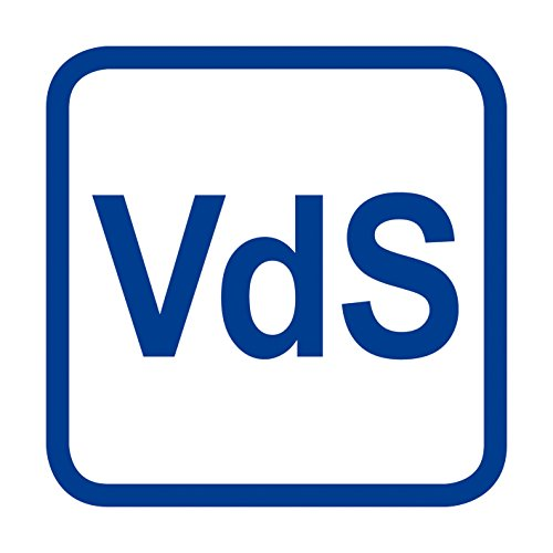 ABUS Scharnierseiten-Sicherung FAS101, weiß, 24490 - 5