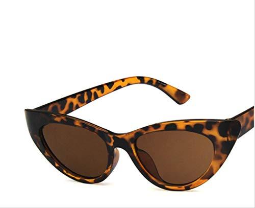 Kleine Sonnenbrille Männer Transparent Blau Rot Farbe Wild Style Sonnenbrille Für Frauen Oculos 3