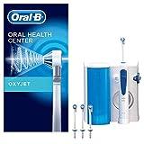 Oral-B Oxyjet Sistema Pulente con Idropulsore con 4 Testine