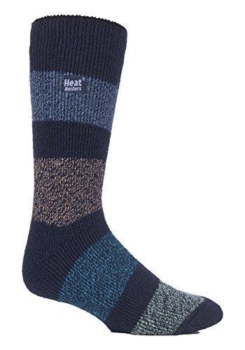 Heat Holders Herren Socken Mehrfarbig mehrfarbig Large Gr. Large, Loweswater (Socks Boot Welly)