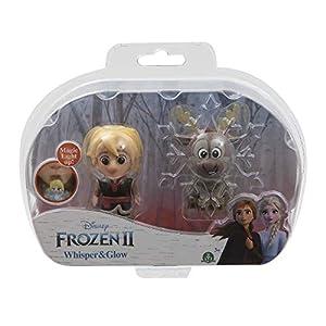 Giochi Preziosi Disney Frozen 2 Whisper and Glow Double Blister Kristoff y Sven