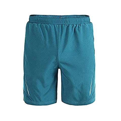 Alamor Outdoor Sports Mens Leisure Knee-length Bermuda Shorts Pant Running