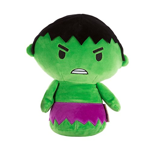 Hallmark 25471289 Hulk Itty Biggy Plush Toy