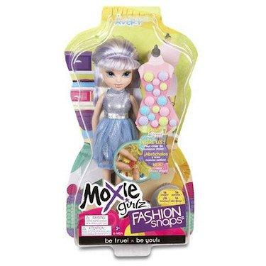 Moxie Girlz Fashion Snaps Snap N Style Avery