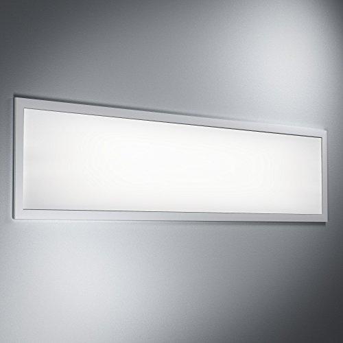 OSRAM-4058075035447-A-to-A-LED-Deckenleuchte-Planon-Pure-Deckenpanel-wei-36-Watt-30x120cm-4000K-Metall-36-watts-kaltwei-1195-x-295-x-105-cm